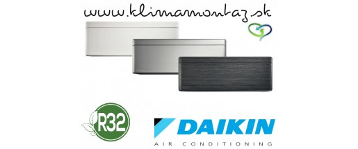 Daikin Stylish FTXA50AW/AS/AT + RXA50A